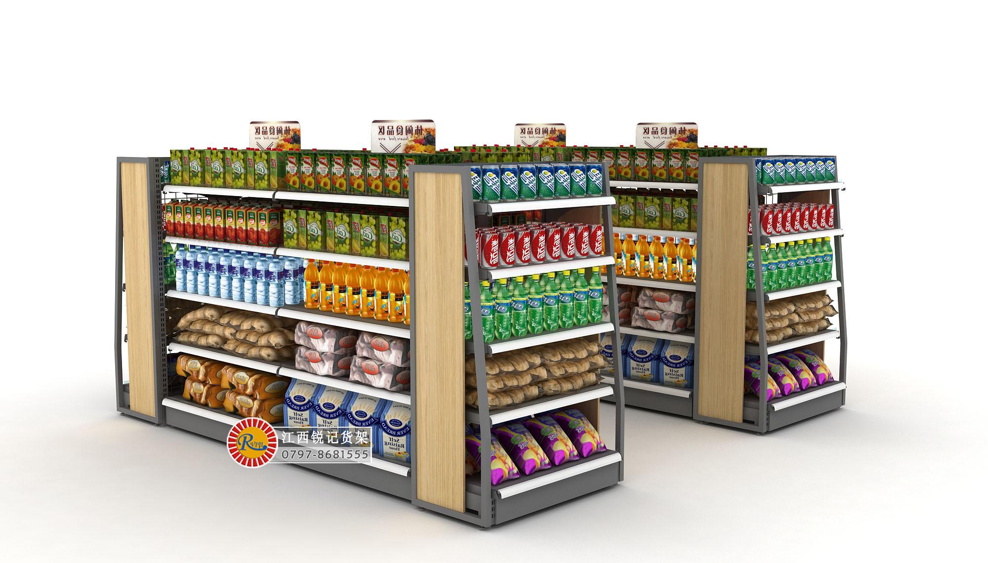 开店便利店的货架选择应该怎么选