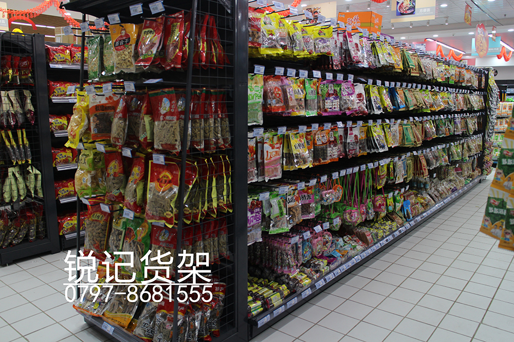 超市便利店货架安装步骤及注意事项